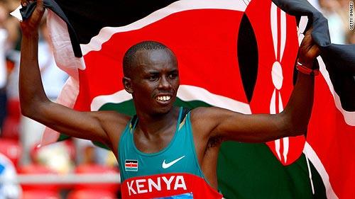 Samuel Wanjiru, héros du peuple kényan