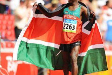Samuel Wanjiru, fierté de tout le peuple kényan