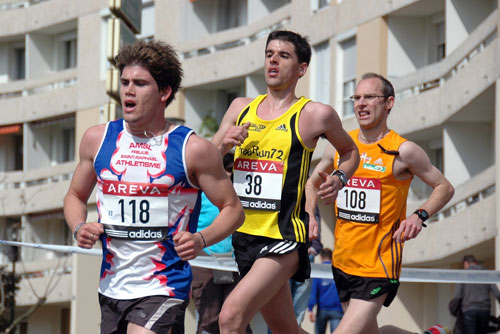 Revivez les championnats de France de 10km en photos !