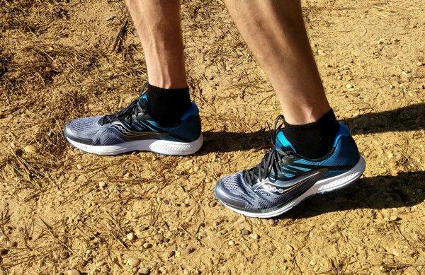 Les chaussures Saucony Ride 10 à l'essai