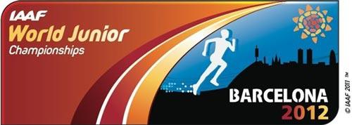 Championnats du monde junior d'athlétisme de Barcelone du 10 au 15 juillet 2012