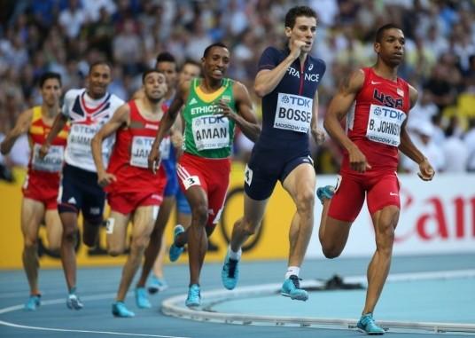 Romain : « Pierre-Ambroise Bosse n'a peur de rien, pas même de Ben Johnson reconverti sur 800m »