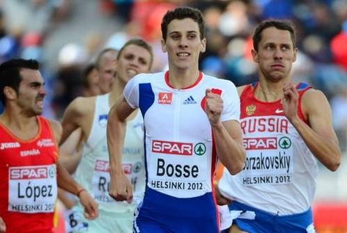 Pierre-Ambroise Bosse sur le podium comme lors des championnats d'Europe à Helsinki ?
