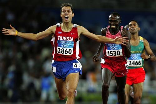 En 2004 à Athènes, le titre olympique échappe de nouveau au Danois