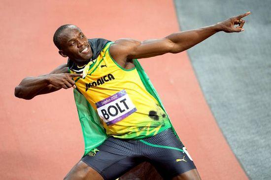 Suivez le guide Usain Bolt pendant les championnats du monde