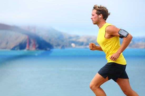 Top application pour le running